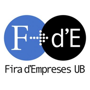 Feria de empresas en la Universidad de Barcelona