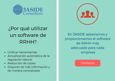¿Por qué utilizar un software de RRHH?