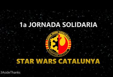 La 1ª jornada de Star Wars Cataluña ha sido un éxito