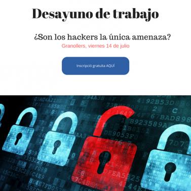 ¿Son los Hackers la única amenaza?